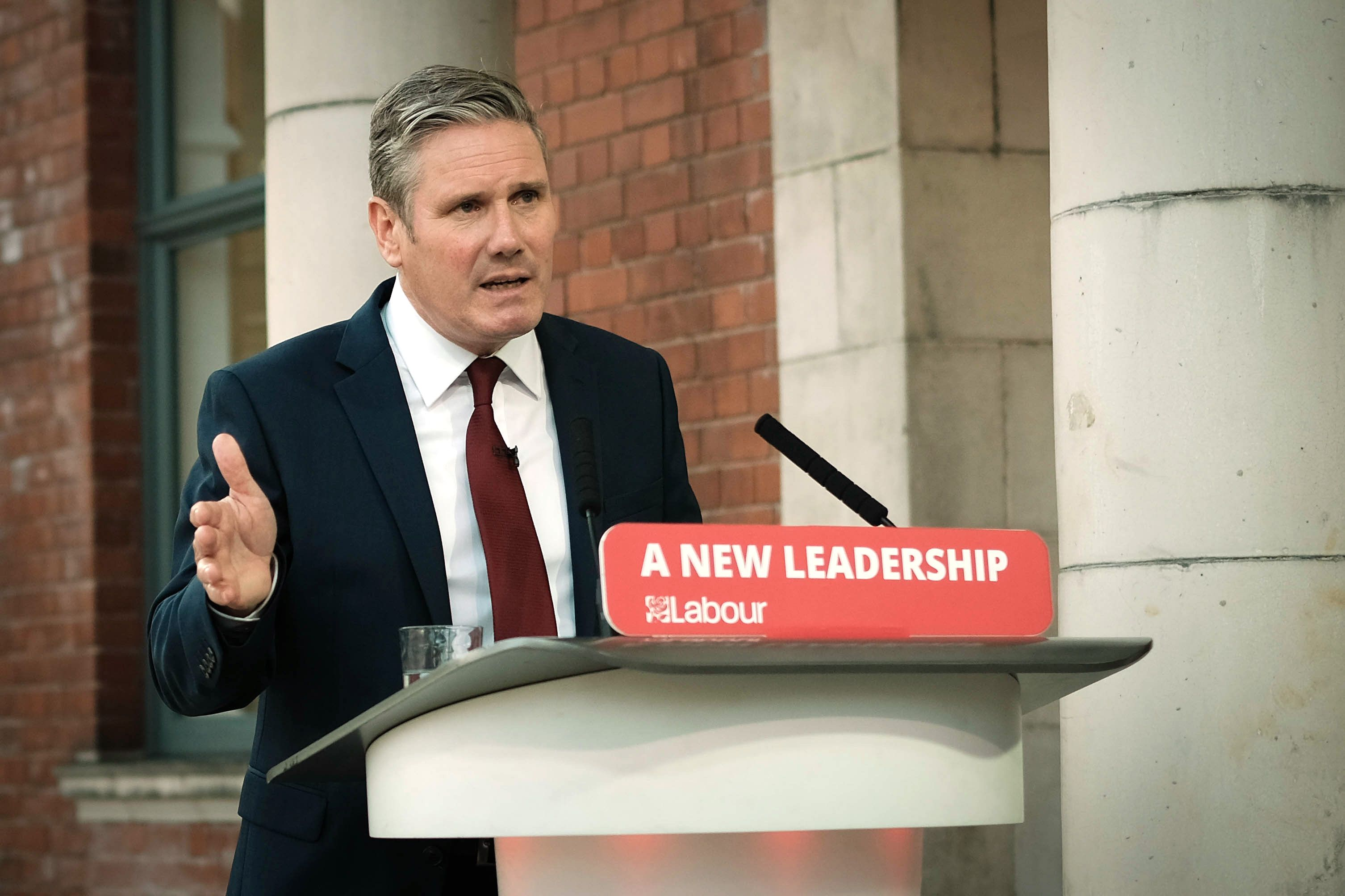 Labour leader Keir Starmer will address the nation tonight - here's how to watch
