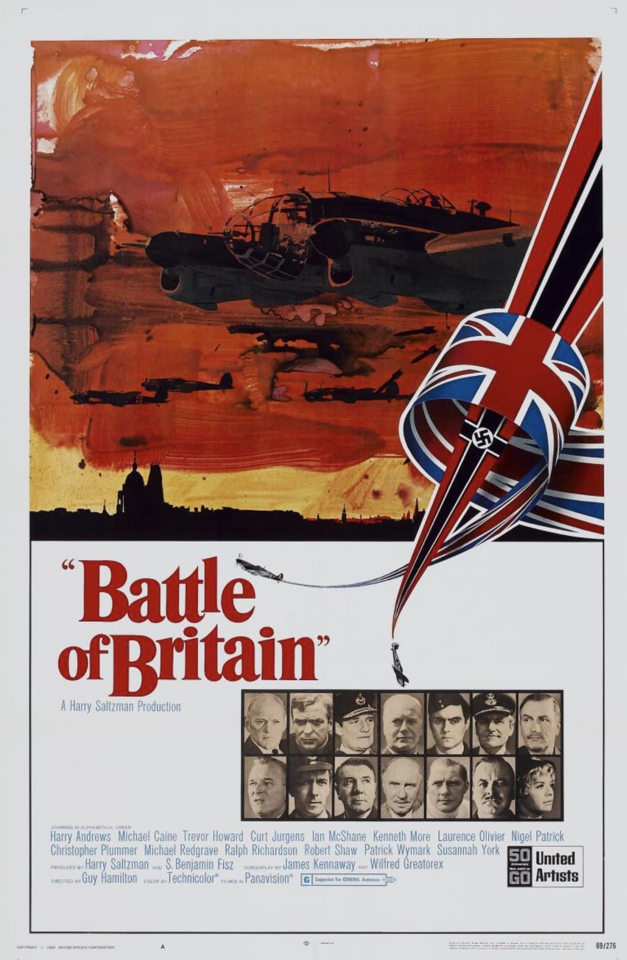 Must-watch films, ahead of Battle of Britain anniversary