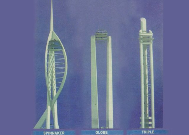 Nineteen years on - the story behind how the Spinnaker Tower design was  chosen | The News