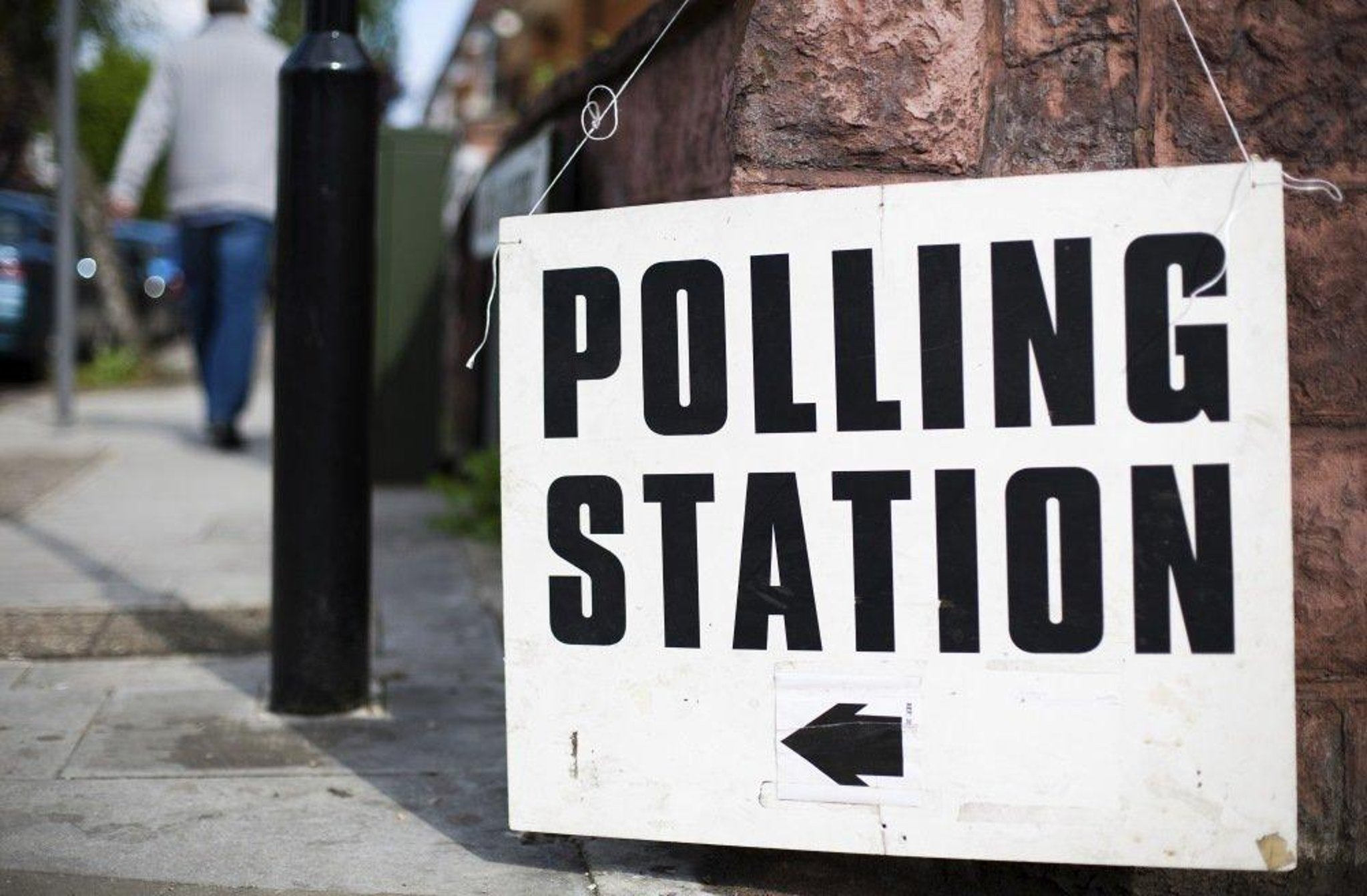 polling station - photo #1