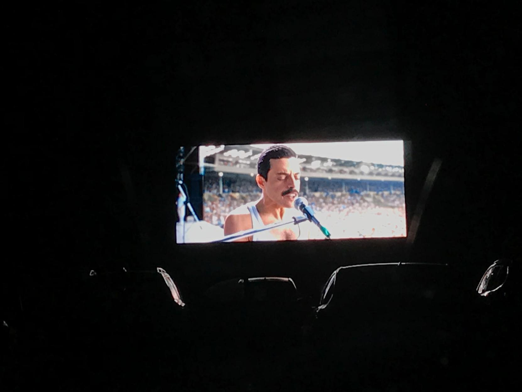 Bohemian Rhapsody offers epic night at Loxwood Drive-In Movies