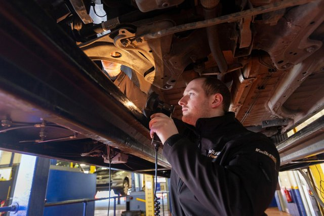 Millions of cars were affected by the MOT extension scheme
