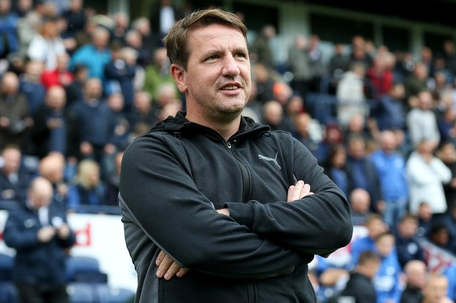 Former Pompey managerial target Daniel Stendel.  Picture: Lewis Storey/Getty Images