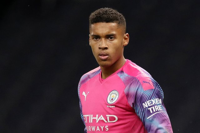 Pompey are hopeful of sealing a loan deal for Manchester City goalkeeper Gavin Bazunu. Picture: Naomi Baker/Getty Images