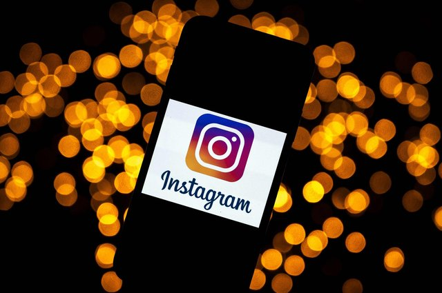 Instagram. Picture: LIONEL BONAVENTURE/AFP via Getty Images