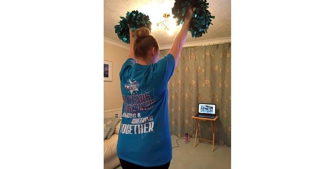 Lara Hallam from Gosport Picture: PictureExclusive.com