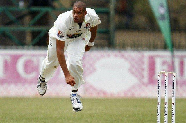 Bash Walters was due to be Havant's overseas player in 2020. Photo by Anesh Debiky/Gallo Images/Getty Images).