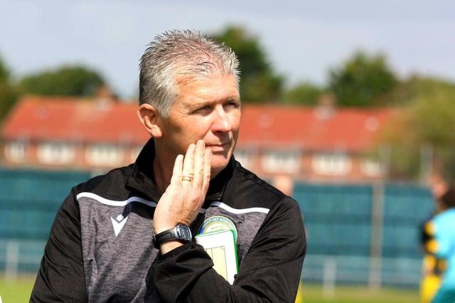 Gosport Borough boss Shaun Gale
