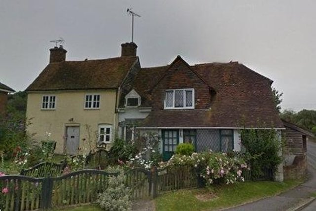 The cottage in Chapel Street, East Meon