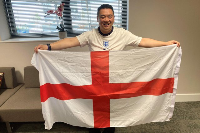Alan Mak is calling on residents to Fly the Flag this summer.