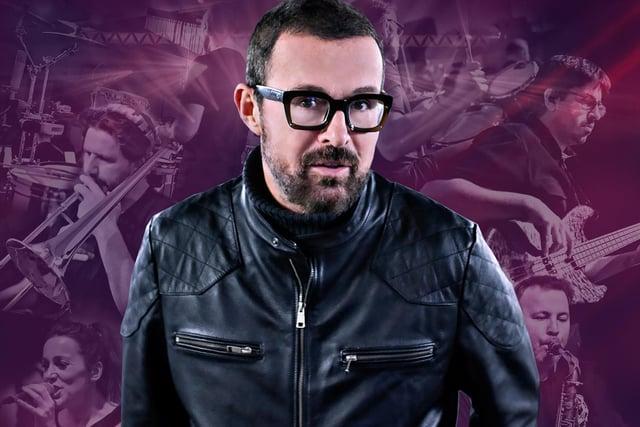 Superstar DJ Judge Jules
