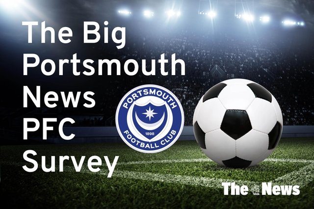 Have your say in our Pompey survey which centres of last season, next season and the Blues activity on the transfer market