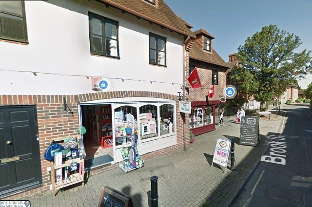Brook Street in Bishop's Waltham. Picture by Google Maps.