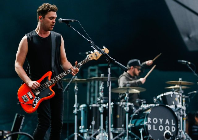 Royal Blood will headline the Sunday of Victorious Festival, 2021. Photo by Alexandre Schneider/Getty Images