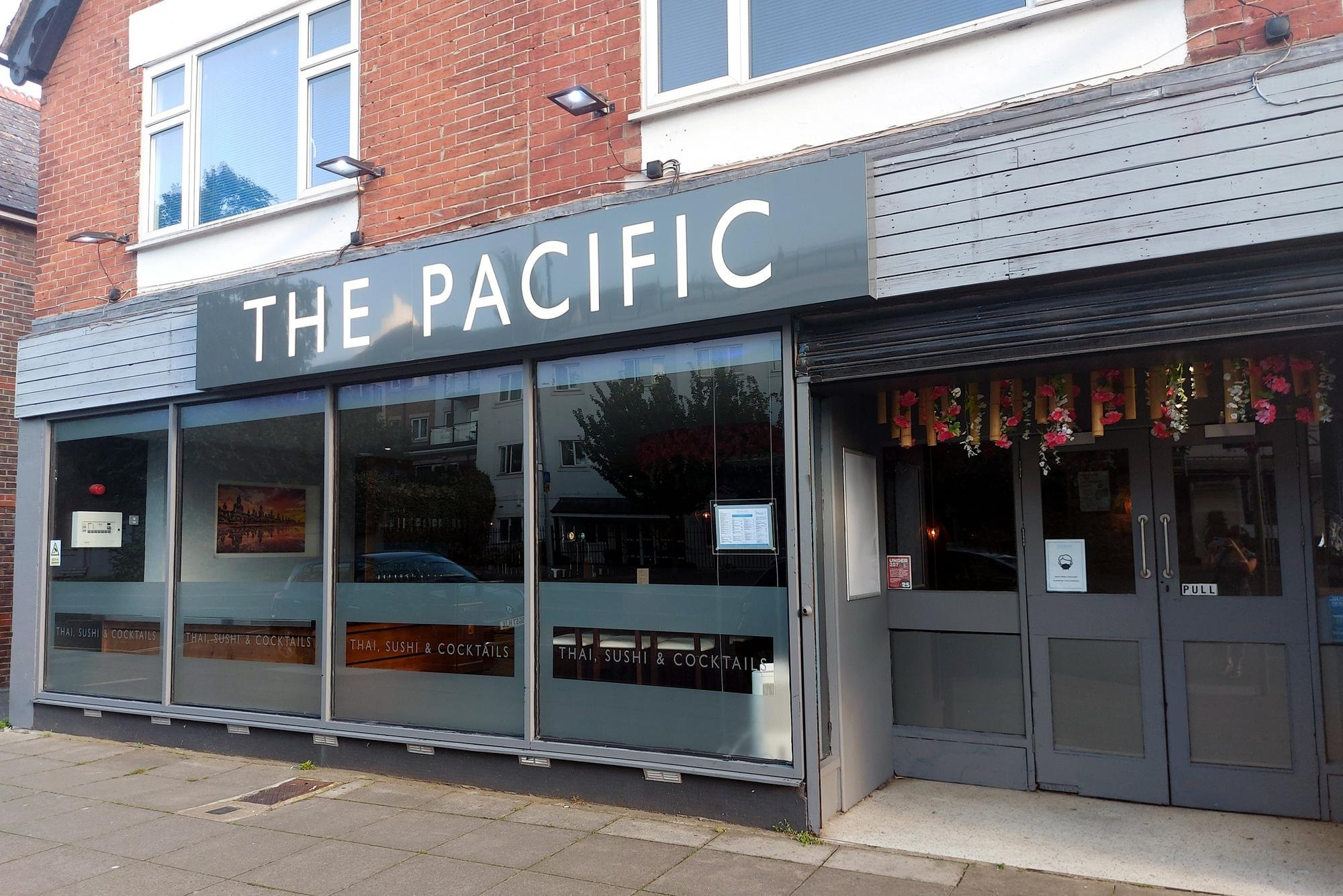 The Pacific, Drayton, Portsmouth