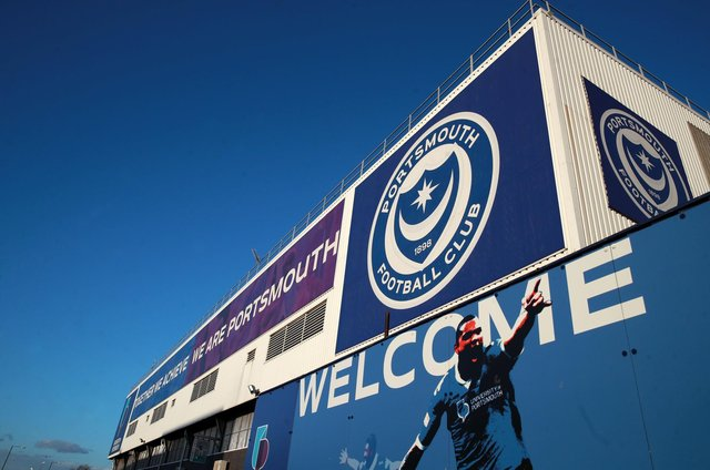 A general view of Fratton Park. Picture: Adam Davy