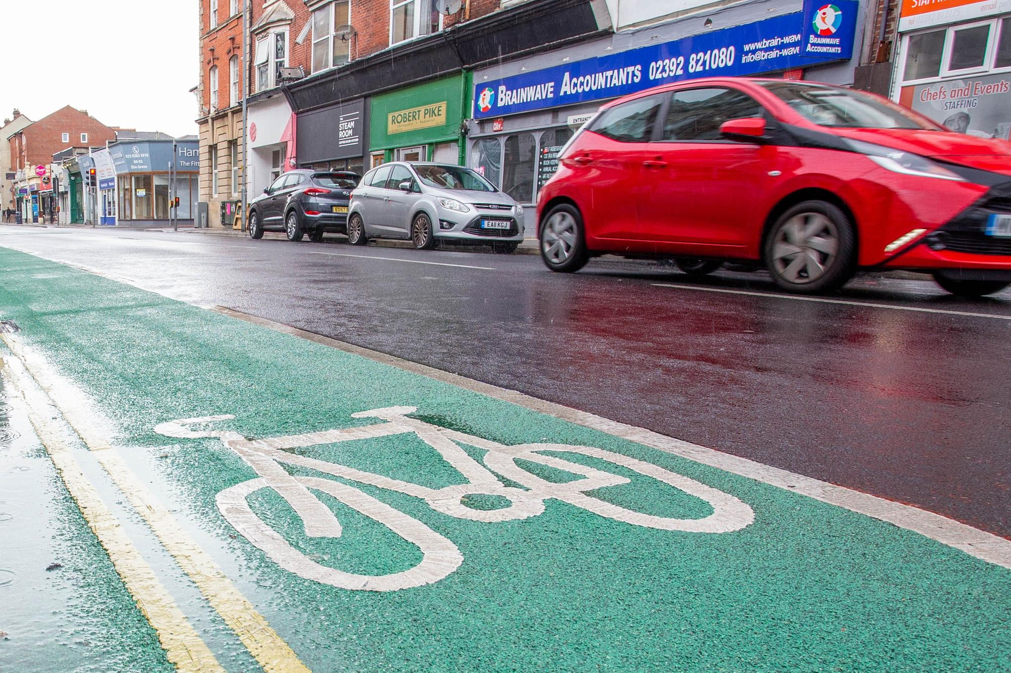 How to have your say on plans for a new segregated bike lane in Southsea