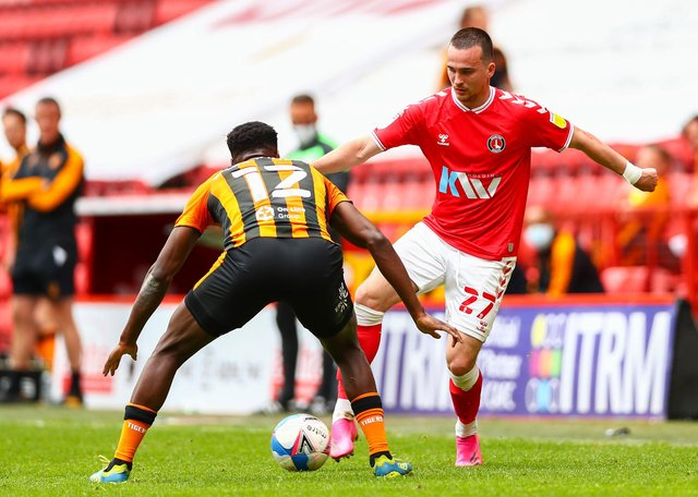 Charlton target Liam Millar  Picture: Jacques Feeney/Getty Images