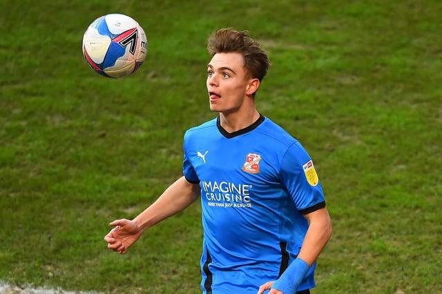 Former Swindon midfielder Scott Twine has joined MK Dons.  Picture:  Alex Davidson/Getty Images