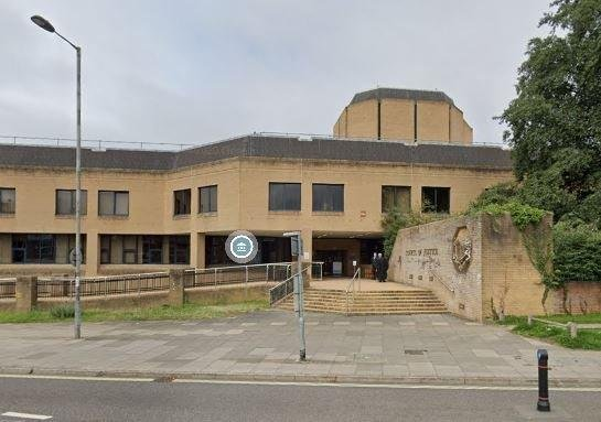 A Southampton Crown Court hearing has heard how a parking company used council car parks to park customers' vehicles.  Photograph: Google Maps