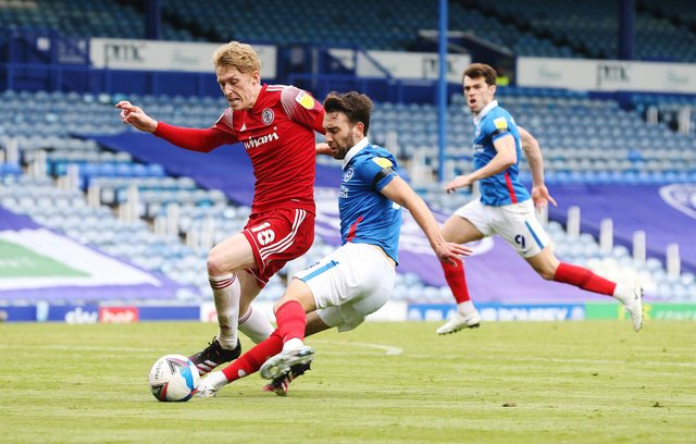 Ben Close believes Pompey's players have to take responsibility for their play-off failure. Pic: Joe Pepler