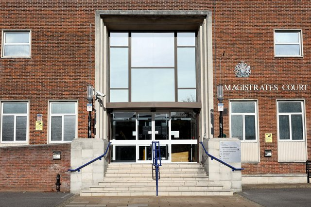Portsmouth Magistrates' Court. Picture: Chris Moorhouse portsmouth news breaking