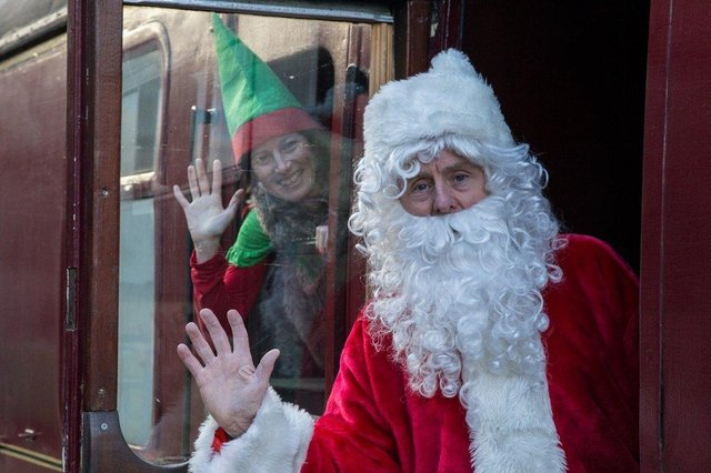 Here's how to track Santa's journey this Christmas. Picture: Andrew Littlewood