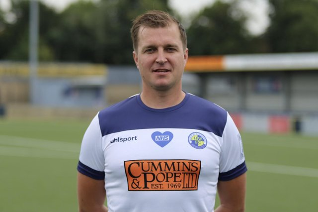 Jamie Collins has returned to Westleigh Park. Picture: Kieron Louloudis