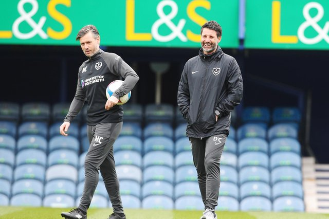 Danny and Nicky Cowley