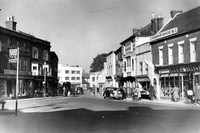 Emsworth in the 1950s. Picture: The News PP5696