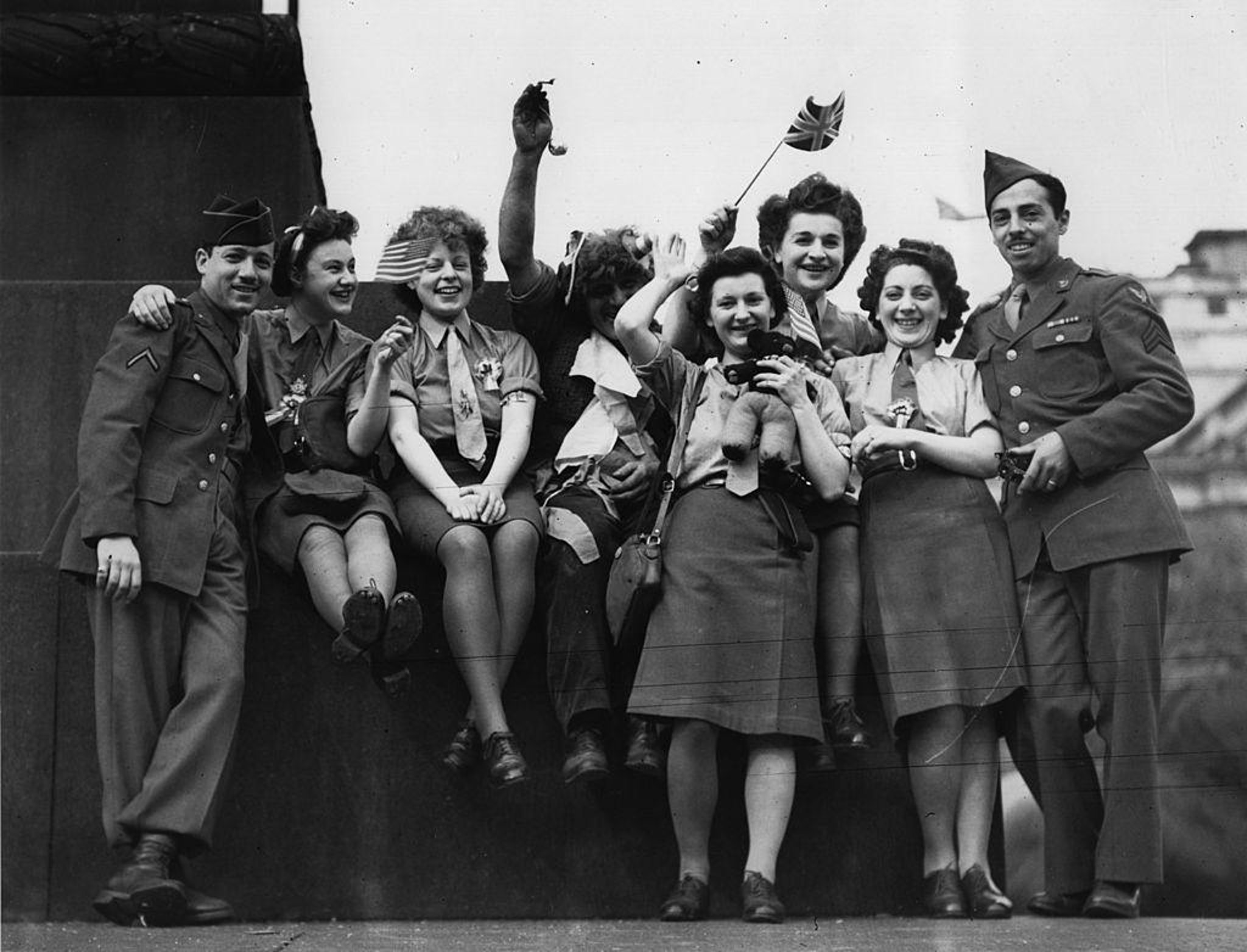 20 facts about VE Day interesting things you should know about ...