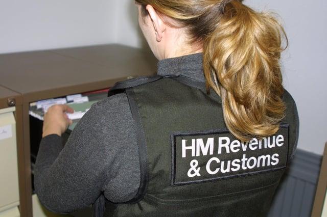 HMRC investigating
