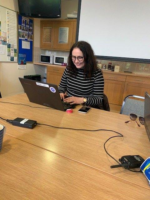 Henry Cort assistant headteacher, Laura Turvey, has set up a virtual teacher Facebook page for for teachers to share learning resources with children and parents.