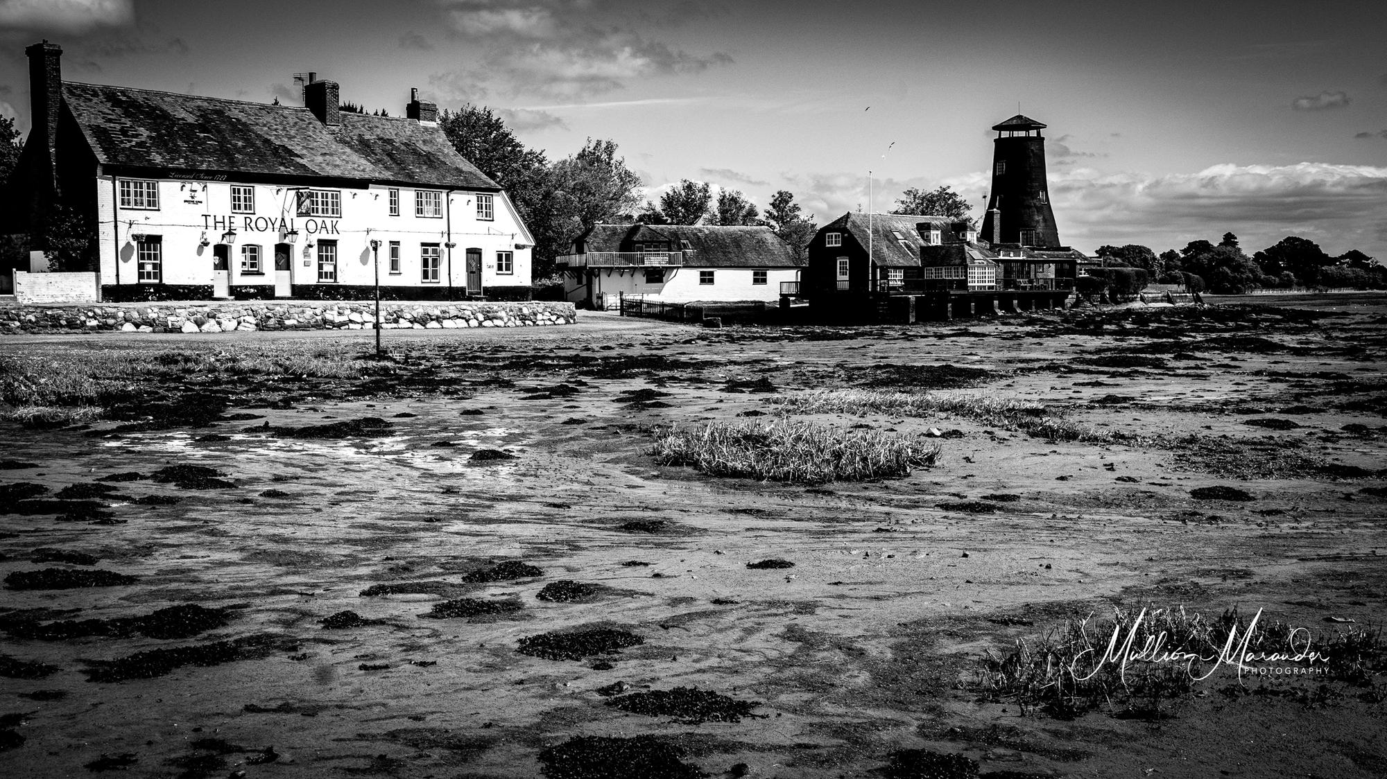 18 black and white capturing the beauty of Portsmouth area