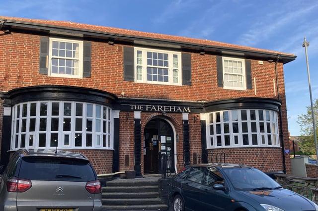 The Fareham Pub in Trinity Street, Fareham.