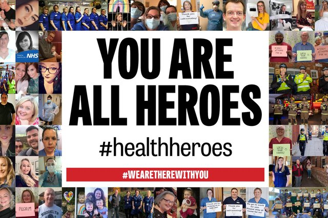 This week you have been nominating loved ones you think should be recognised as #HealthHeroes. Across these pages we now salute them for their incredible work on the frontline of the health sector.
