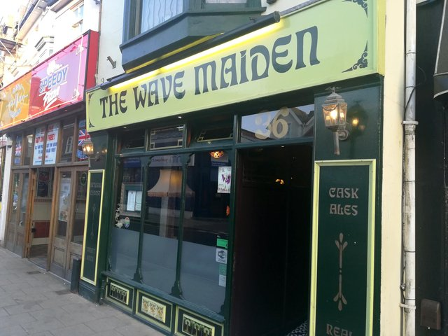 This popular pub in Osborne Road, Southsea, shut down in August due to the 'detrimental effects from Covid-19'.