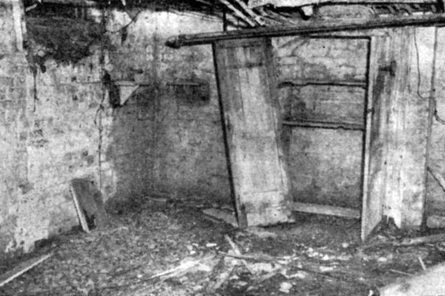 The cellar under Hill House, Bedhampton. Picture: The News archive