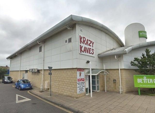 Krazy Kaves. Picture: Google