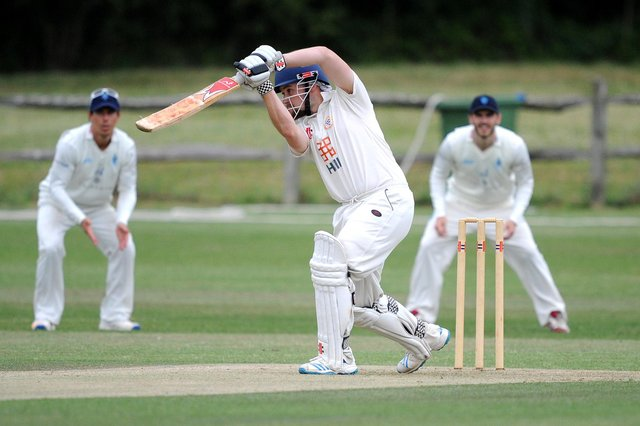 Tom Wragg scored his second Havant century of 2021 in the Hampshire League Division 5 South East loss to Rowner.