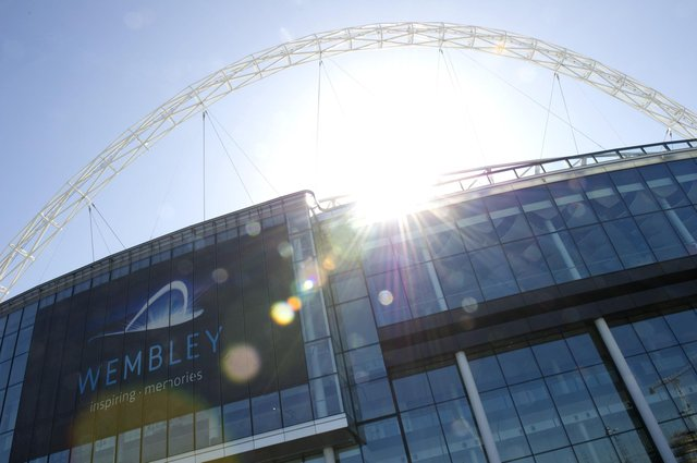The Football League play-offs are due to take place at Wembley between May 29-31. Picture: MIGUEL MEDINA/AFP/Getty Images