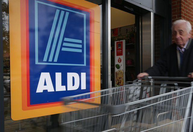 Places Aldi wants to open stores in Hampshire. Picture: DANIEL LEAL-OLIVAS/AFP via Getty Images