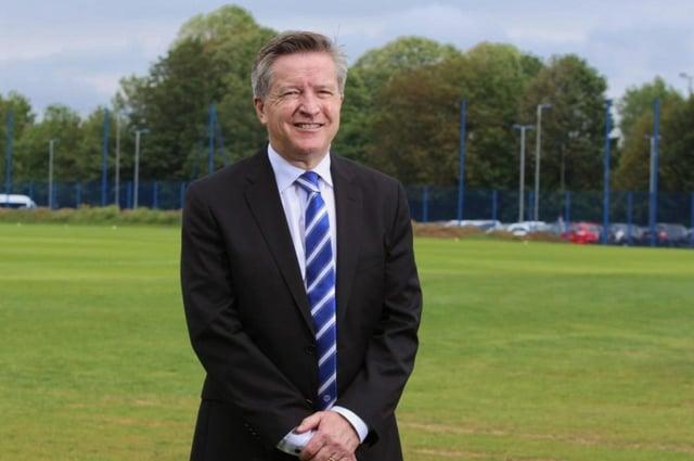 New Pompey chief executive Andrew Cullen.  Picture: Habibur Rahman