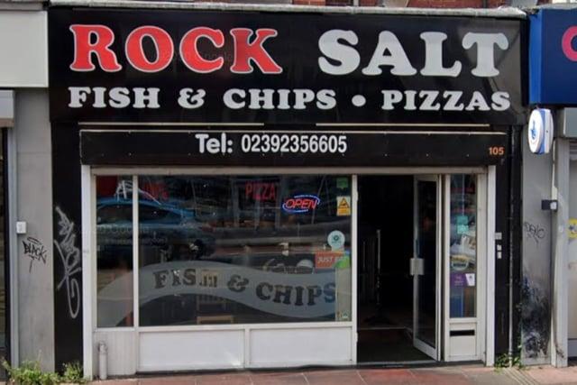 Rock Salt, in London Road, North End.