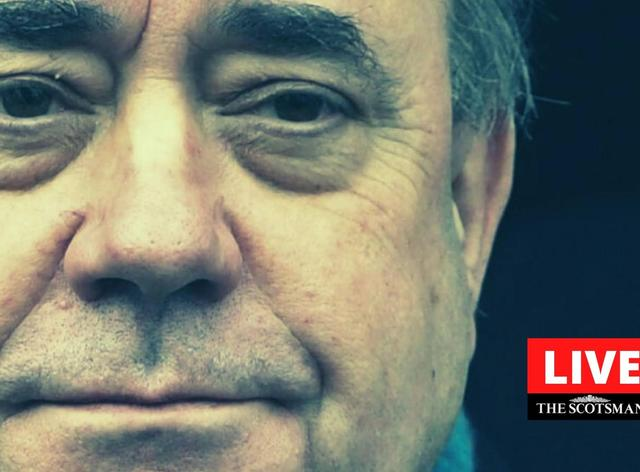 Alex Salmond Inquiry LIVE: Updates as Committee questions former First Minister in Holyrood