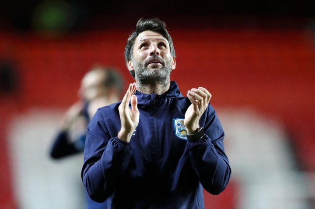 Danny Cowley (Photo by Naomi Baker/Getty Images)