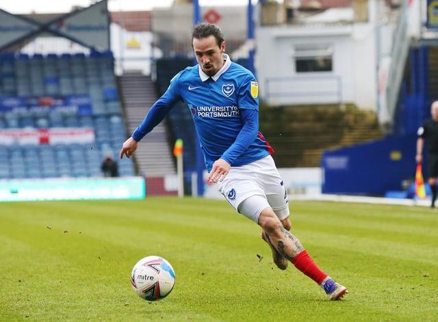 Pompey's Ryan Williams