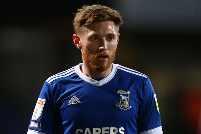 Ipswich's Teddy Bishop has been linked with Pompey. Picture: Pete Norton/Getty Images