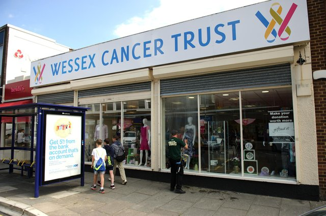 The Wessex Cancer Trust has launched their Action Man campaign to encourage men to speak to their GP if they experience potential cancer symptoms.   Picture: Allan Hutchings (150904-498)