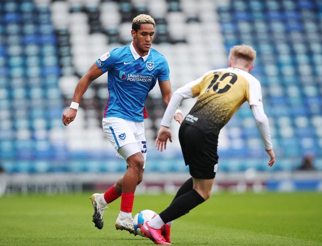 Danny Cowley is weighing up a playing position for Haji Mnoga. Picture: Joe Pepler
